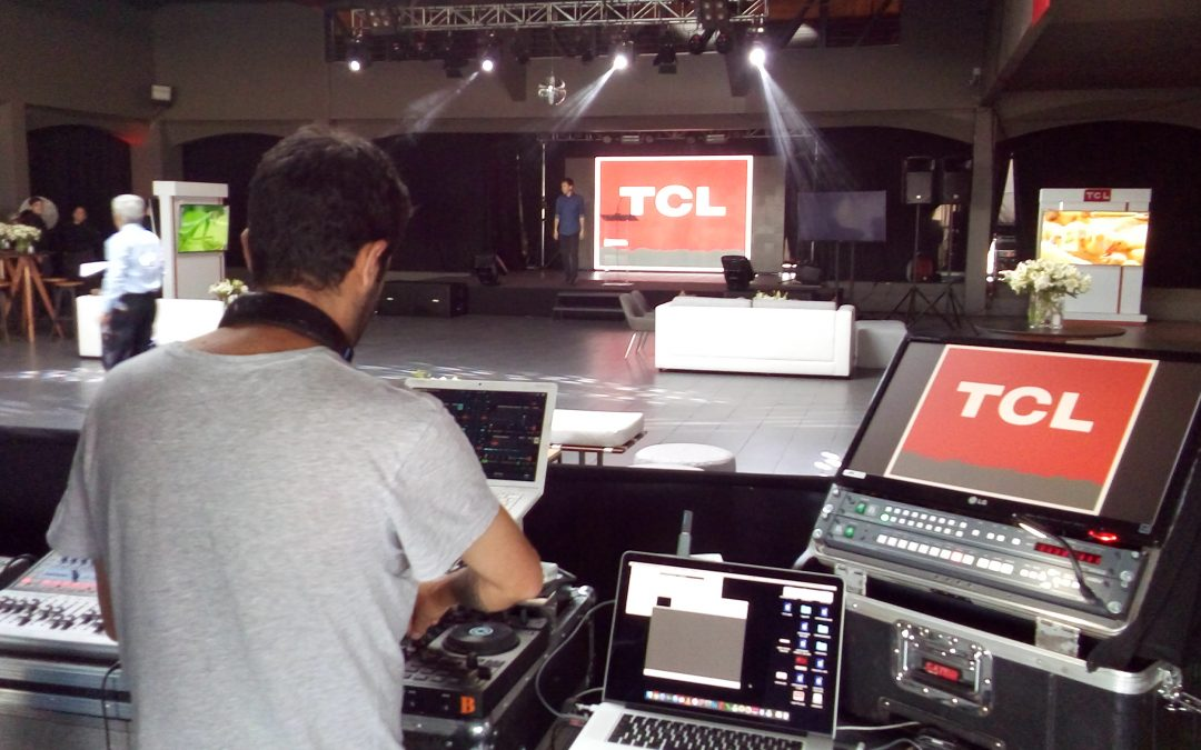 Evento TCL Chile